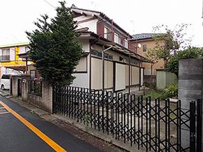 ふじみ野市富士見台土地