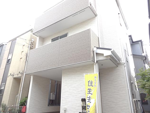 三芳町竹間沢新築戸建て〈1号棟〉