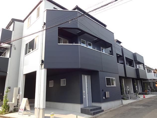 志木市本町2丁目新築戸建て〈B棟〉